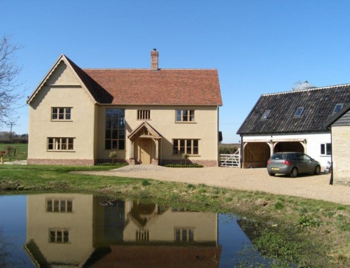 Maltings Farm New Build